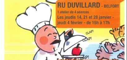 Ateliers Cuisinez malin 2016