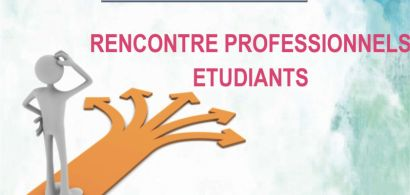 Affiche forum des métiers GEA