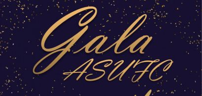 Affiche gala ASUFC
