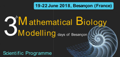 affiche 3rd Mathematical Biology Modelling