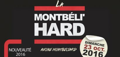 La Montbéli'Hard: dimanche 23 octobre 2016