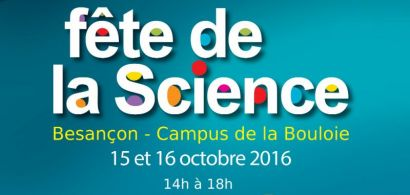 Affiche fête de la science