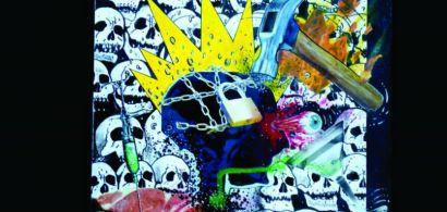 Affiche de l'exposition Olivier Drogou