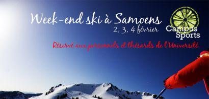 Affiche Ski persos et thésarts