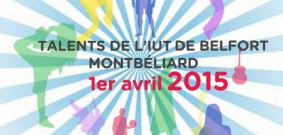 Soirée des talents de l'IUT de Belfort-Montbéliard avec Mars'ons ensemble