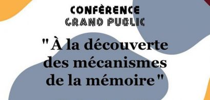 Affiche de la conférence VRAC