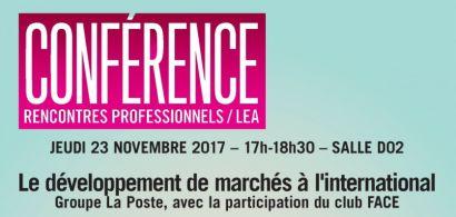 Conférence LEA