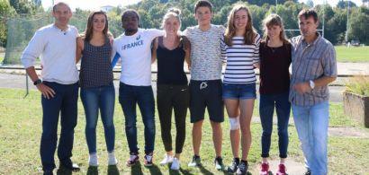 L'UPFR des Sports et ses Sportifs de Haut Niveau - SHN - rentrée 2016