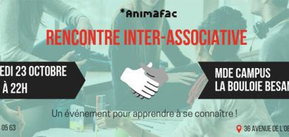 Rencontre Interasso animafac octobre 2019