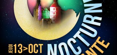 La Nocturne étudiante 2016 aura lieu le 13 octobre à Montbéliard et à Audincourt!