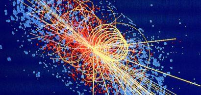 Simulation de la désintegration d'un boson Higgs
