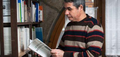 Portrait de Bruno Laffort, enseignant-chercheur en sociologie