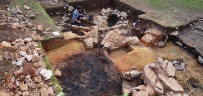 Conférence De poix et de chaux : archéologie des ressources forestières du haut Jura
