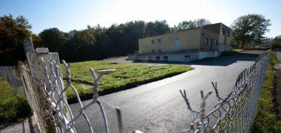 Station de pompage de Chailluz-Thise.