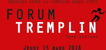 Forum Tremplin 2018