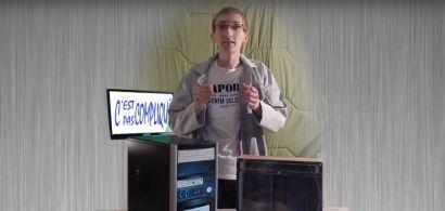 Image extraite d'une vidéo sélectionnée pour la finale du concours