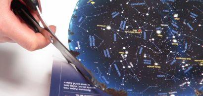 Carte des étoiles