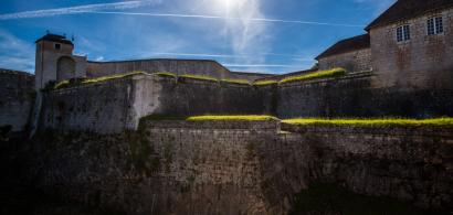 Vue de la Citadelle de Besançon