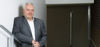 Portrait de Daniel Hissel, lauréat de la médaille de l'innovation 2020 du CNRS