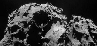 Photo de la comète prise le 24/09/2014
