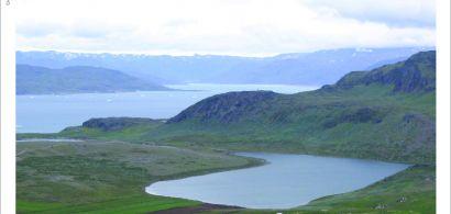 ferme d'Igaliku dans le sud du Groenland