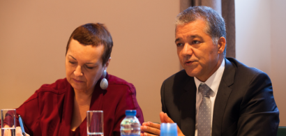 Jacques Bahi et Macha Woronoff-Lemsi