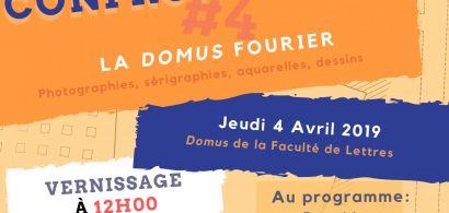 Affiche Confrontation #4 / domus
