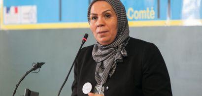 Portrait de Latifa Ibn Ziaten