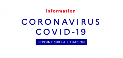 Point de situation Coronavirus