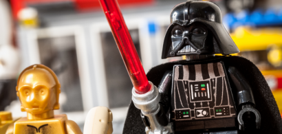 Figurine Lego de Dark Vador