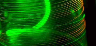 une fibre optique