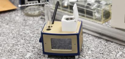 Dispositif de conservation de greffin de cornée