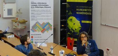 Les humanités numériques en colloque à Montbéliard
