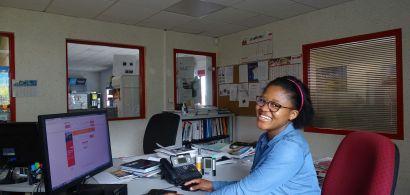 Sylvana Deugoue Ngueukam, promo 2020 du DUT GTE et future ingénieure en génie énergétique