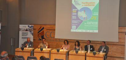 Conférence tarification du Carbone