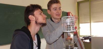 Les étudiants en génie thermique et énergie coachent les lycéens dans leur choix d'orientation