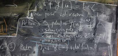 Écriture mathématique