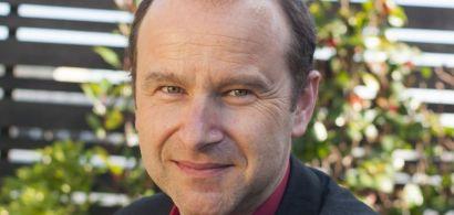 Portrait d'Emmanuel Davidenkoff