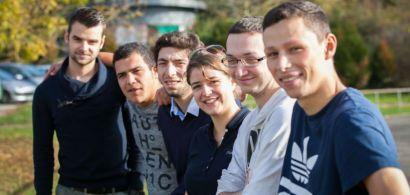 Six étudiants du BDE de STAPS