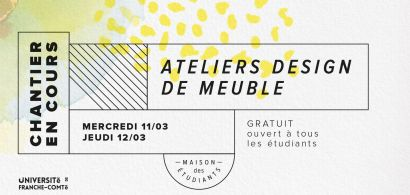 Ateliers design de meuble