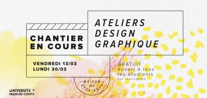 Ateliers design graphique