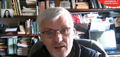 Regards de chercheurs - Patrick Giraudoux
