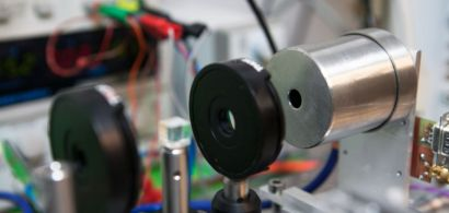 photo d'un équipement du département temps-fréquence de l'institut FEMTO-ST