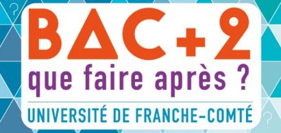 Flyer du forum Bac + 2