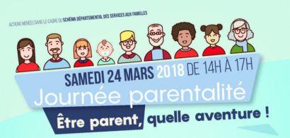 Journée de la parentalité le 24 mars