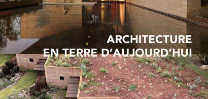 Visuel exposition Architecture en terre d'aujourd'hui