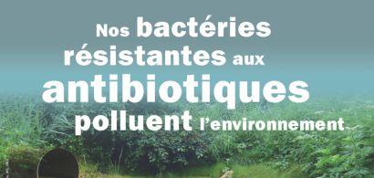 Affiche conférence bactéries