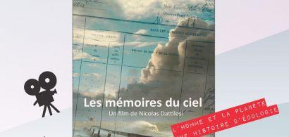 affiche Mémoires du ciel