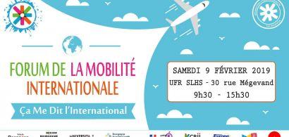 Forum mobilité international