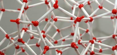 Molécules (modèle en plastique)